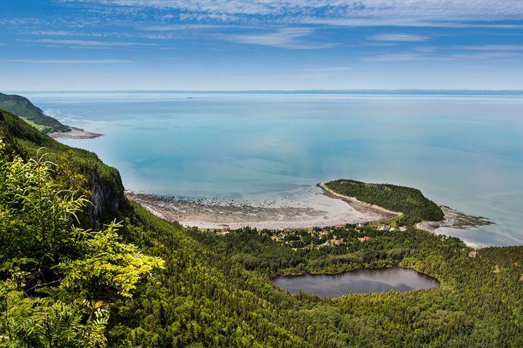 Parc national du Bic - Parcs Québec - Sépaq