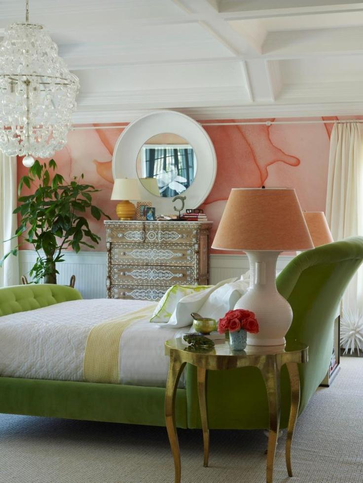 Robert Passal's stunning finished design at the Hampton Show House.