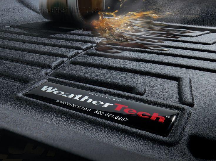 2008 Ford Mustang WeatherTech FloorLiner car floor