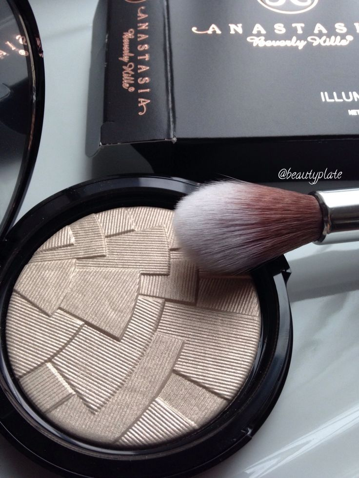 Glowing into the New Year with this Anastasia Beverly Hills Illuminator in…