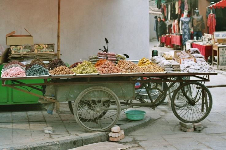 Market in Xi'an