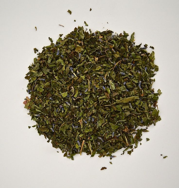 Peppermint, Spearmint, Lemon Balm and Lavender make up this delicious blend - www.bambalateaco.com