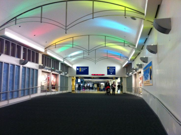 Oakland International Airport (OAK) in Oakland, CA