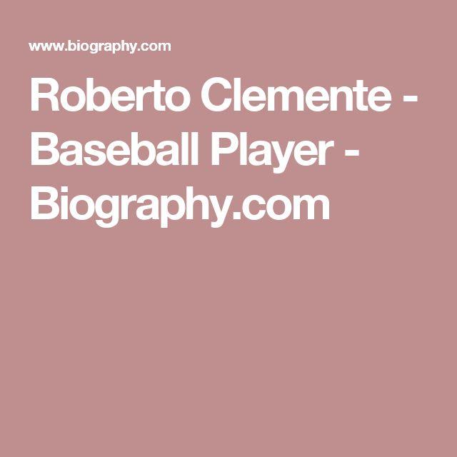 Roberto Clemente - Baseball Player - Biography.com