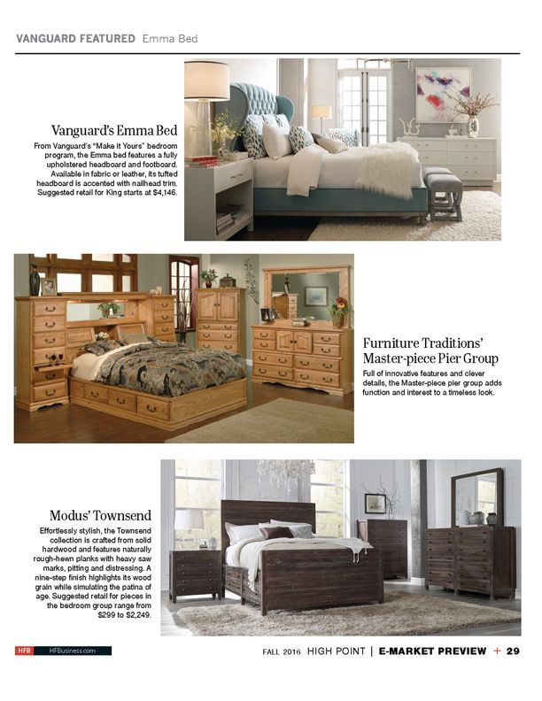 vanguard furniture featured in the news home furnishings business