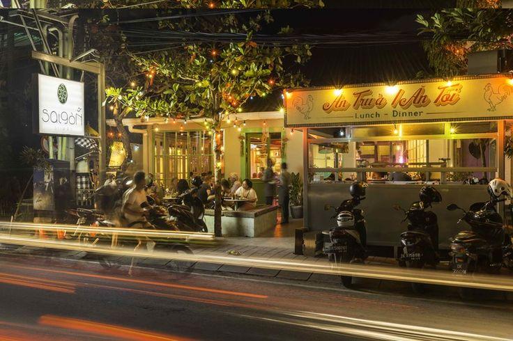 Introducing Saigon Street, Bali's New Dining Hotspot - The Bali Bible