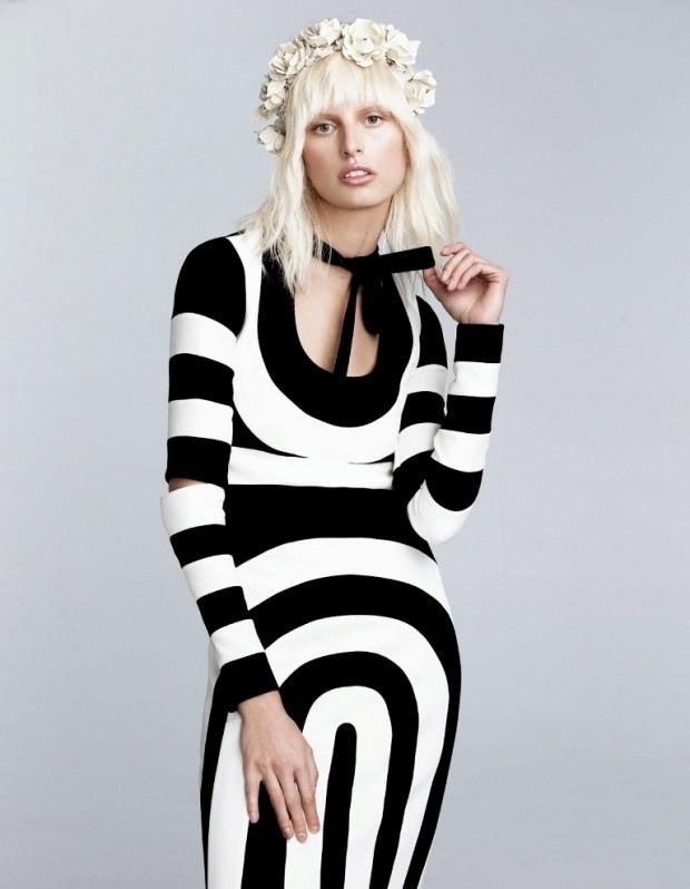 cool Numéro Tóquio | Editorial de Moda Junho 2013 | Karolina Kurkova por Nino Muñoz