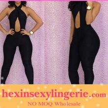 Wholesale spandex bodycon sexy black jumpsuits Best Buy follow this link http://shopingayo.space