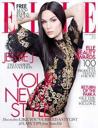 Resultado de imagem para as capas mais bonitas da Elle