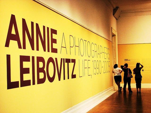 Exibition Annie