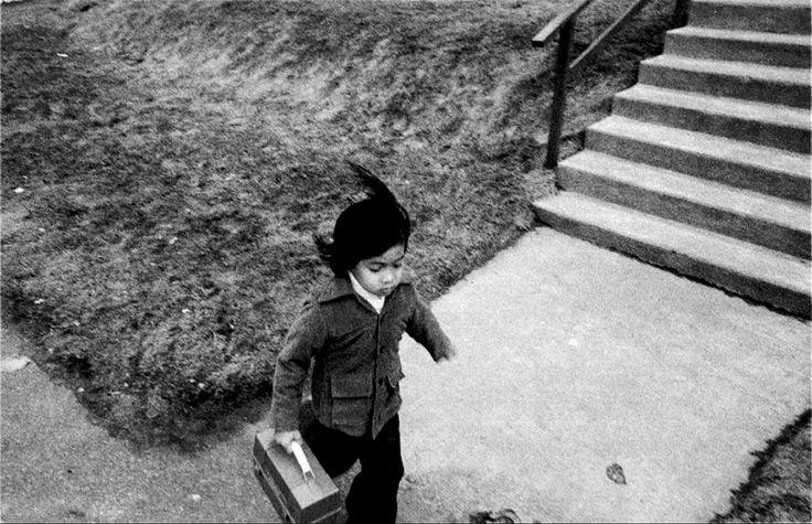 ©HENRI HADIDA: Lunchbox hero, Montreal 1974