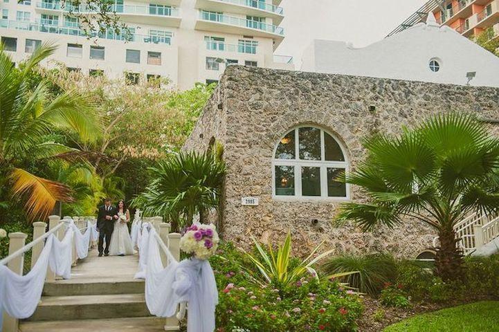 The Woman's Club Of Coconut Grove - Coconut Grove, FL