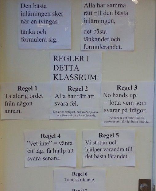Mina regler 3