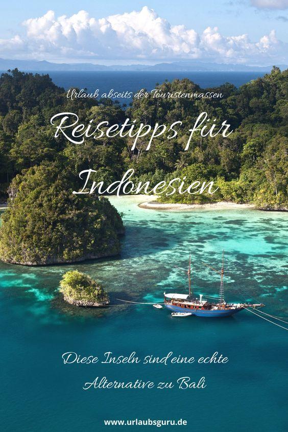 Welche Geheimtipps hält Indonesien für Urlauber bereit? Die Inseln Bali, Lombok und die Gilis kennt mittlerweile jeder, aber habt ihr auch schon mal etwas von Sulawesi, Komodo, Nusa Penida und Raja Ampat gehört? Ich stelle euch die schönsten Inseln in Indonesien genauer vor und verrate euch, wo ihr auf Sumatra und Borneo Orang-Utans beobachten könnt.