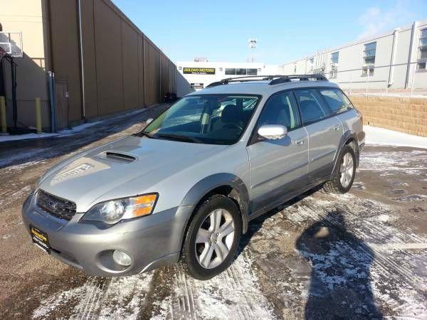 2005 Subaru Outback 2.5 XT Wagon - $6,499