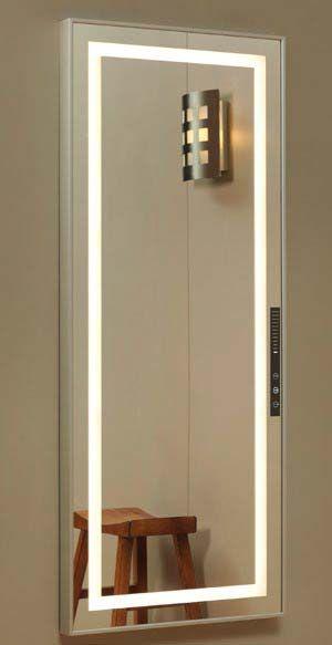 Mirror Dressing Room