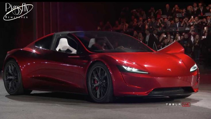 Telsa unveils new Roadster