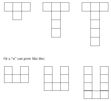 129 best Primary Math Patterns images on Pinterest School - pattern block template