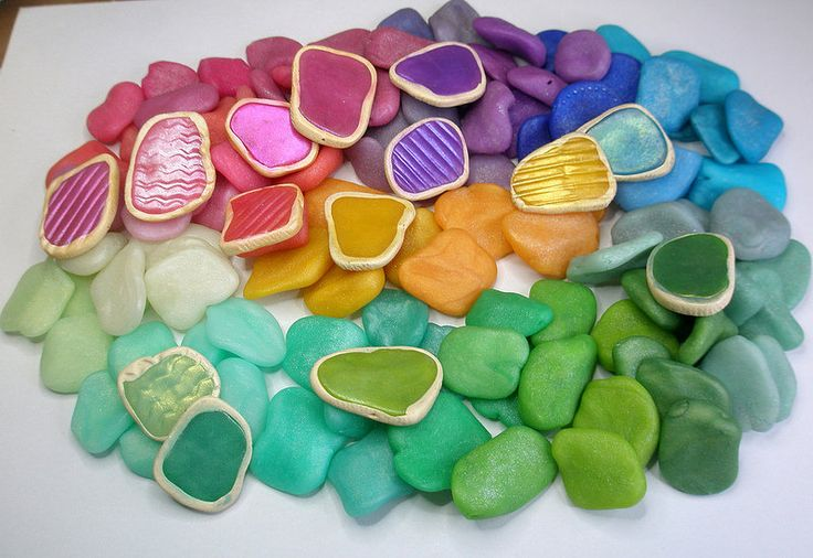 Sea Glass Tutorial