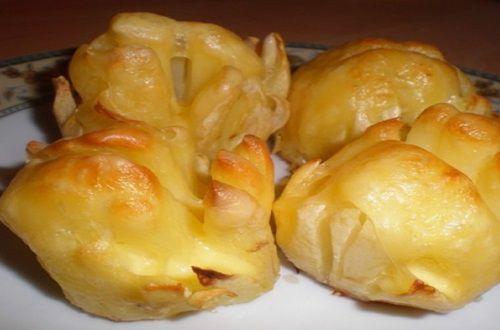 Cum sa prepari cartofi Dauphine. Reteta franceza care pur si simplu ti se topeste in gura