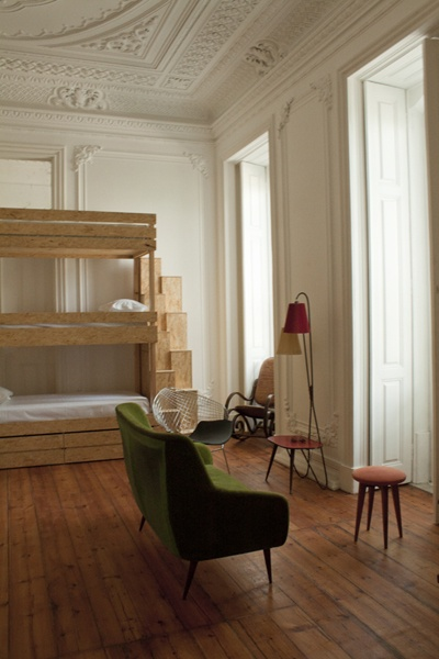 Rooms | The Independente Hostel & Suites Lisboa