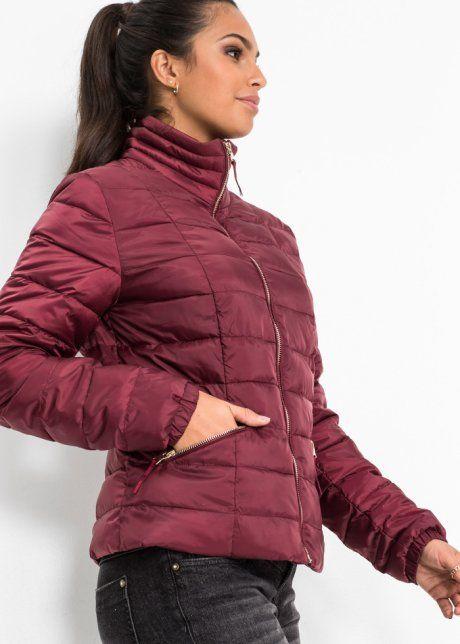 Prošívaná bunda s kapucí, bpc bonprix collection