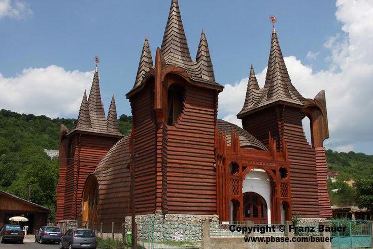 Church in Cluj Napoca, Romania