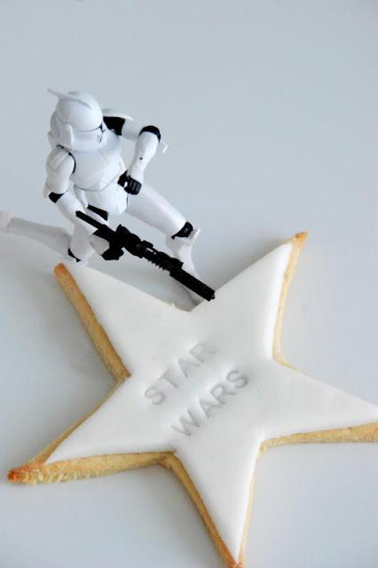 Star Wars ★ Cookies