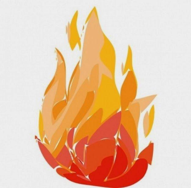 Resultado de imagen para llamas fuego dibujo