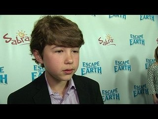 Escape from Planet Earth: Jonathan Morgan Heit Premiere Interview --  -- http://wtch.it/xmMVu