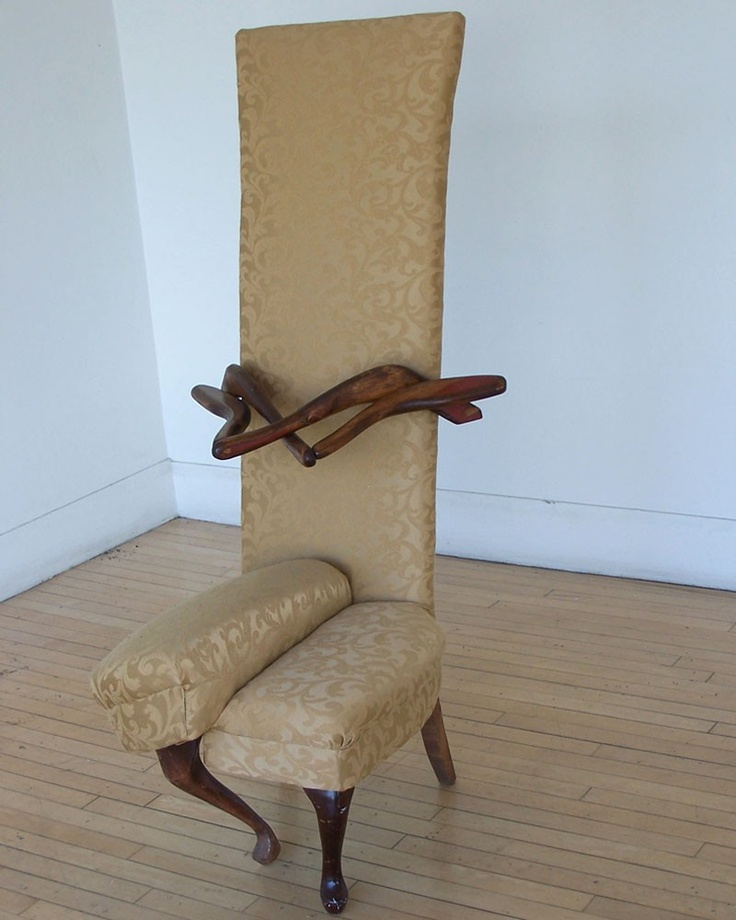 "Love this!!--""Not Today"" by Angelo Arnold - Furniture Sculpture"