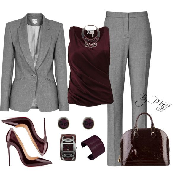 """Early Fall!"" by pkoff on Polyvore. I probably wouldn't wear the jacket- a little too dressy."