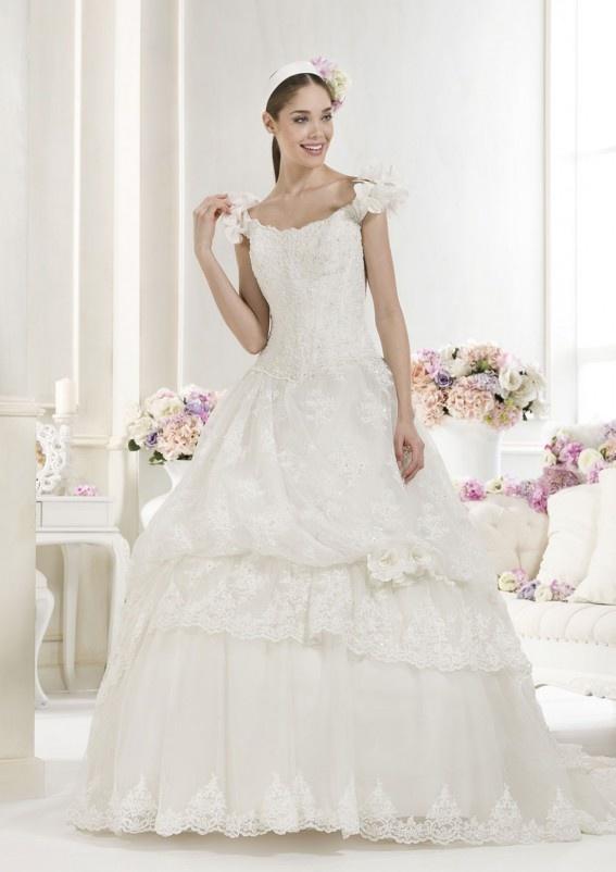 Collezione abiti da sposa #Colet 2012, abito da #sposa 63527