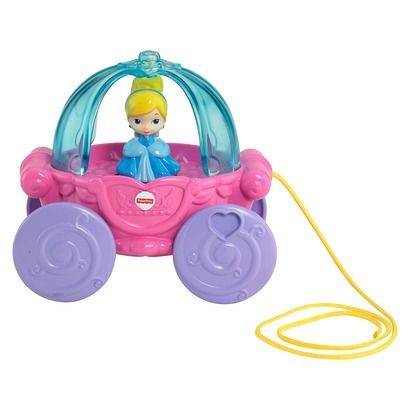 296 best baby toyskids toys images on pinterest toys babies fisher price disney princess musical carriage pull toy publicscrutiny Images