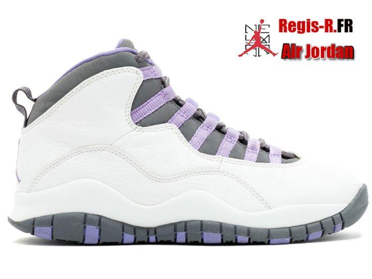 quality design edccd 38447 Air Jordan 10 Retro - Chaussures Basket Jordan Pas Cher Pour Homme…    www.regis-r.fr   Pinterest   Air jordan, Nike air jordans and Retro
