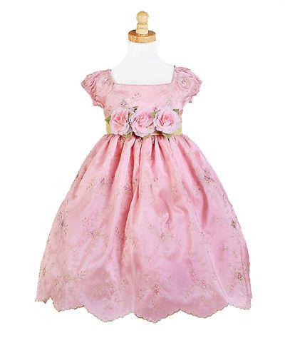 Mädchen-Rosa-Blumen-Party-Kleid: Mein Wunder-Baby… entzückende Website   – Baby dresses