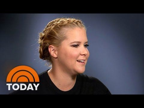 Amy Schumer On Body Image, Kardashians, Style (Full Interview) | TODAY - YouTube