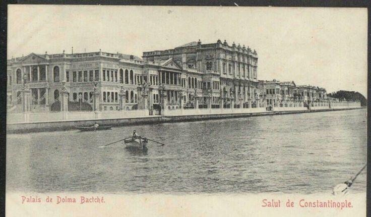 Palais de Dolma Bacthe