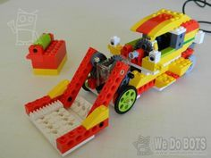 The unofficial LEGO® WeDo Blog, designs for the busy teacher