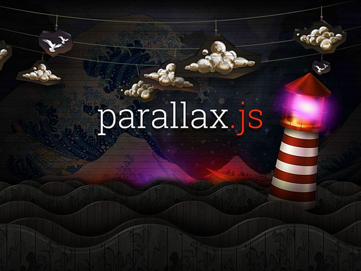 Parallax.js by Matthew Wagerfield