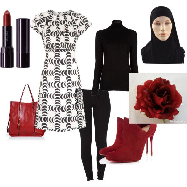 Girl's Night Out, created by a-lucia-estrella on Polyvore