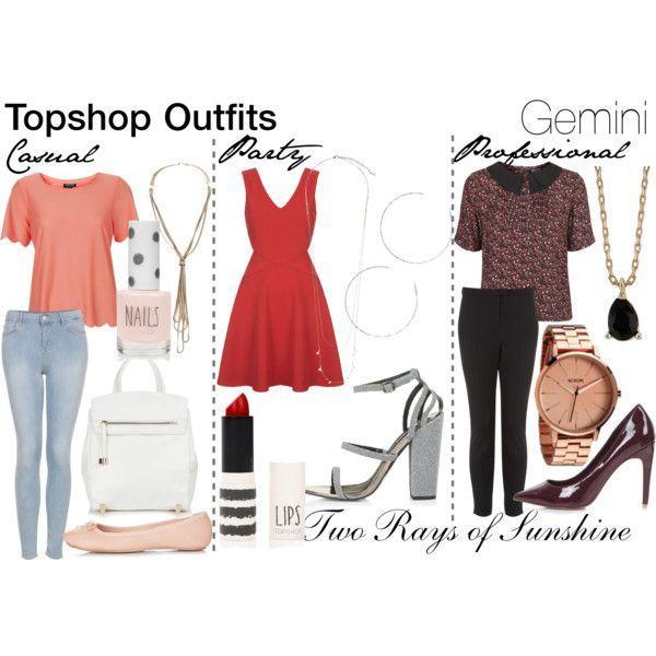Topshop Outfits - Gemini - Preference | Projets à essayer ...