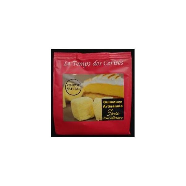Guimauves artisanales Tarte au citron ou noix de coco - 3,50 €