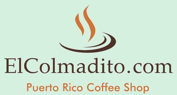 Puerto Rican Food, Music, Arts, Comida de Puerto Rico, Cafe de Puerto Rico, Puerto Rican Food Flag Coffee