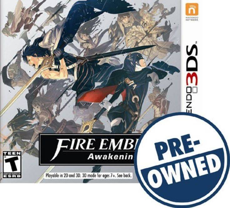 Fire Emblem: Awakening — PRE-Owned - Nintendo 3DS
