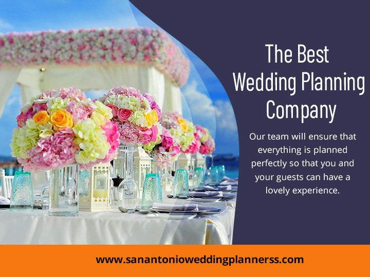 San Antonio Wedding Planning In 2020 Wedding Planning Company Wedding Planning San Antonio Weddings