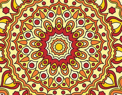 "Check out new work on my @Behance portfolio: ""Thirteen Ray Mandala"" http://be.net/gallery/64731099/Thirteen-Ray-Mandala"