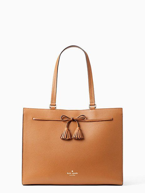 kate spade hayes tote, warm gingerbread picnic red products  Neu Fossil Cognac Geldbrse Herren Online P 2247 #2