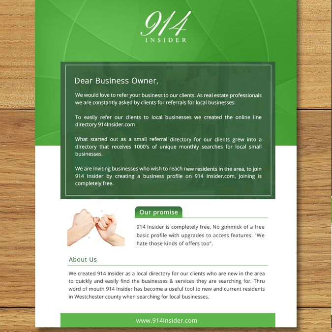 create a flyer online for free