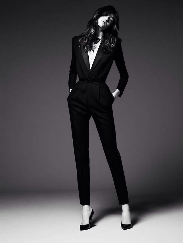 Saint Laurent Pre-Fall 2014 Collection